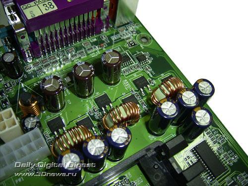 Epox 9NDA3+ на nVidia nForce3 Ultra Материнские платы.