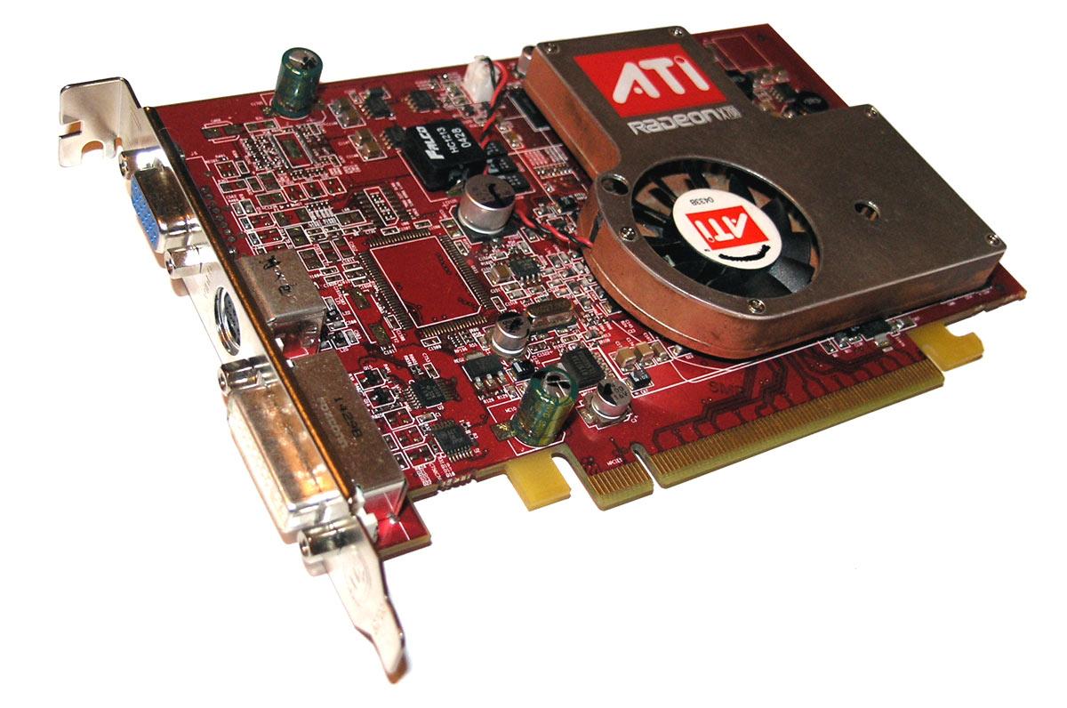 Radeon x700 rv410 скачать драйвер.