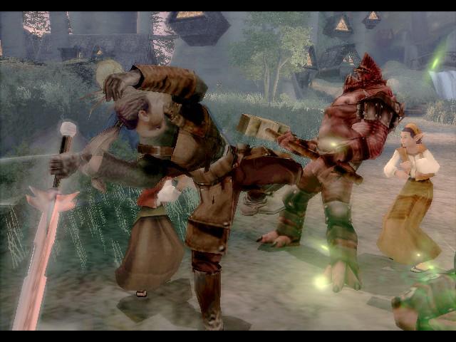 Forgotten Realms: Demon Stone [2004 / RUS / ENG]