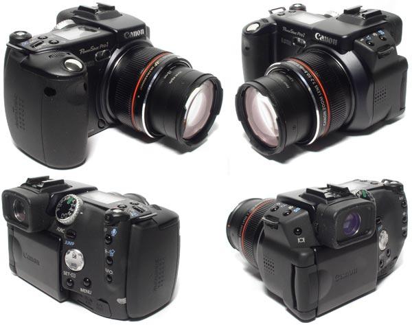 Canon PowerShot Pro 1.