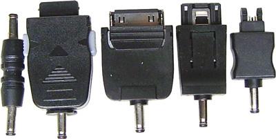 Коннектор для подзарядки телефона 3.