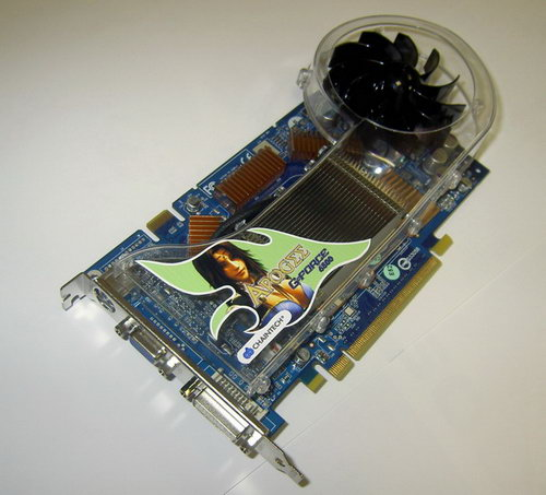 Chaintech AE6800 APOGEE Turbo Version (NV42)