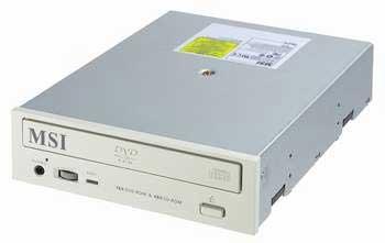 MSI DVD-привод