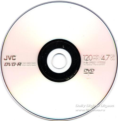 JVC DVD-R 8x