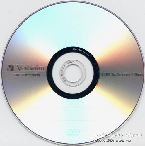 Verbatim DVD-R 8x