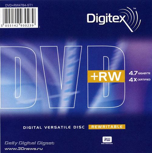 DigitexDVD+RW 4x