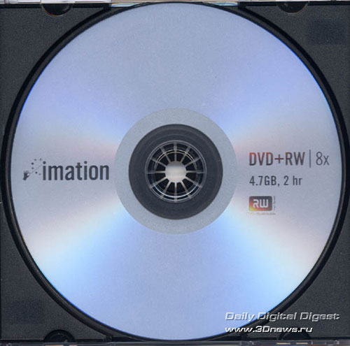 Диски DVD-R Imation 16x 4.7Gb Spindle 50шт 73000019478 73000022910