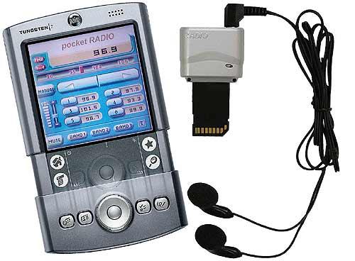iBIZ SD Pocket Radio