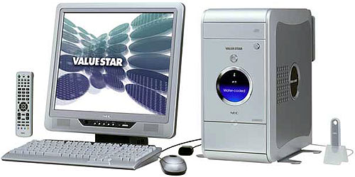 NEC ValueStar TX VX900/7F