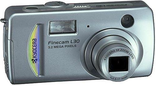 Kyocera Finecam L30