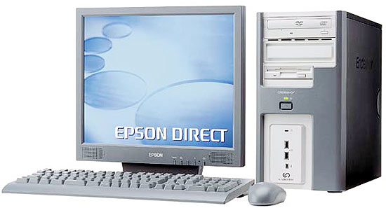 Epson Direct Endeavor MT8000