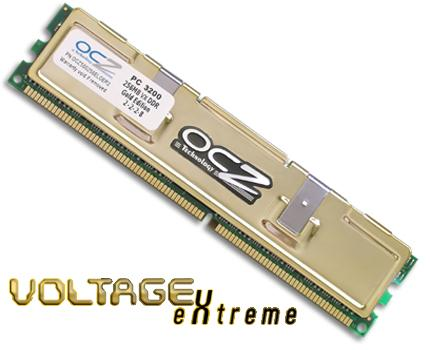 PC-3200 Voltage eXtreme Gold