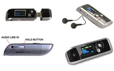 Kanguru Audio Player
