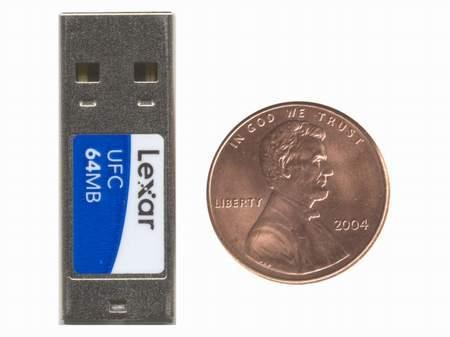 USB FlashCard