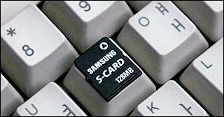 Samsung MMC Micro