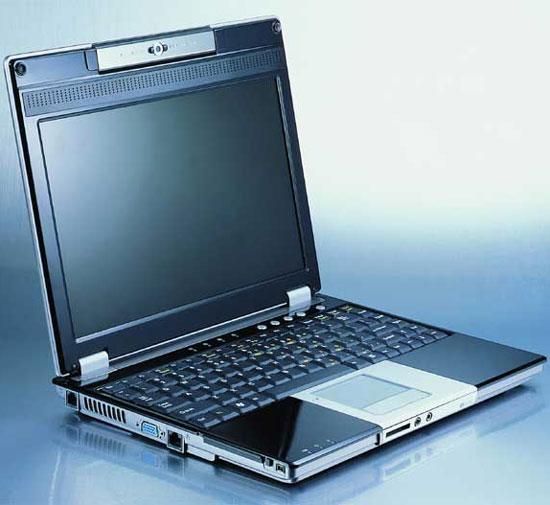 Ноутбук с камерой