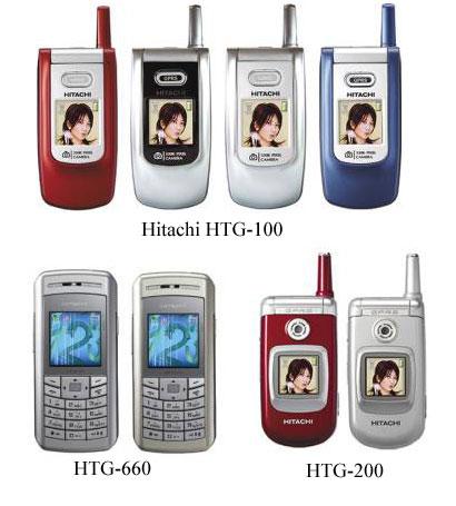 Hitachi phones
