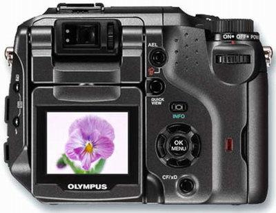 Olympus C-7070 Wide Zoom