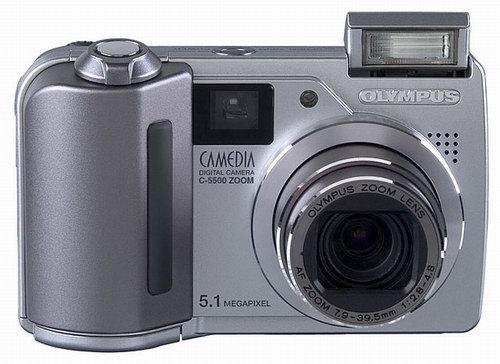 Olympus C-55/C-5500 Sport Zoom