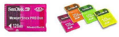 карты памяти SanDisk