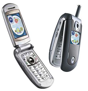 Motorola У815