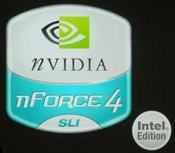 Лого Intel SLI