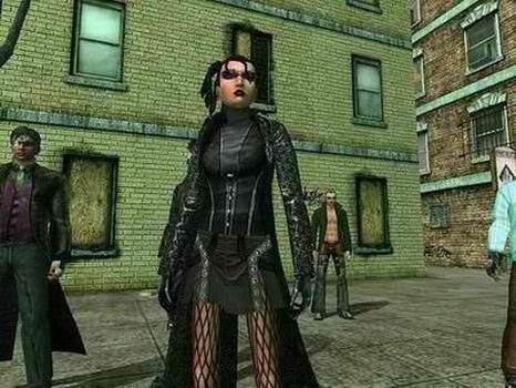 The Matrix Online