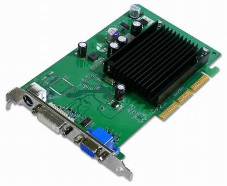 Nvidia geforce 6200 agp specs