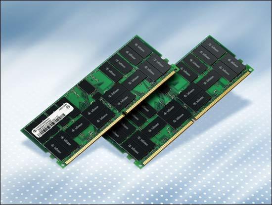 Infineon DDR2-800 Dual-Die