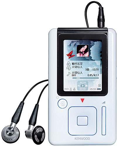 Kenwood HD20GA7 в белом корпусе