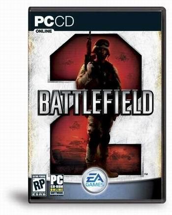 """Battlefield 2 [полный комплект для игры на сервере """"torrents.ru""""]"""