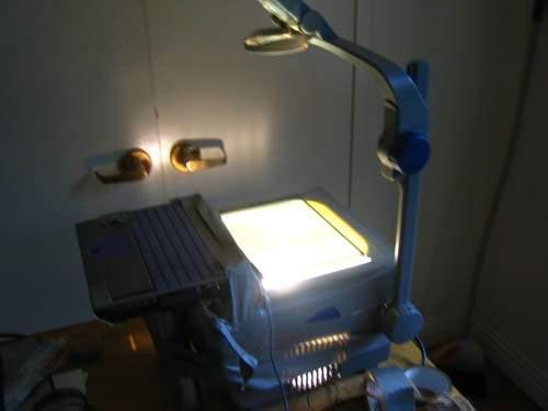 Проектор из матрицы