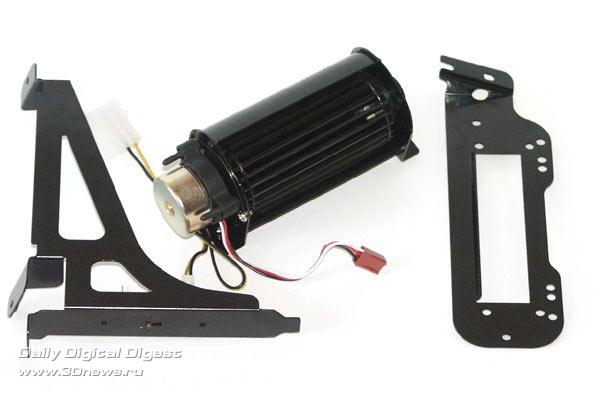Радиатори детали для крепления