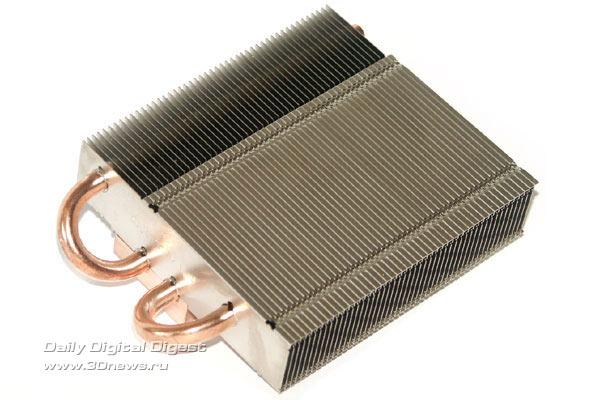 Внешний вид кулера для видеокарт Sytrin KuFormula VF1 Plus радиатор