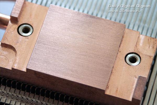 Внешний вид кулера для видеокарт Sytrin KuFormula VF1 Plus радиатор bottom zoom