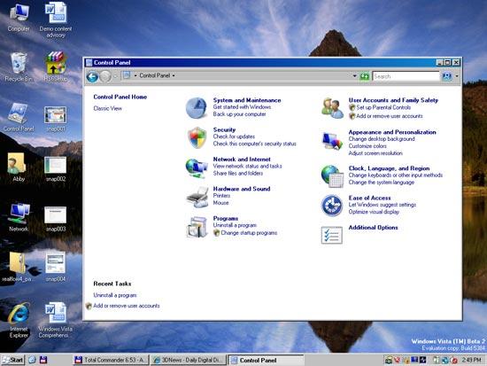 иллюстрация к Windows Vista, иллюстрация 10