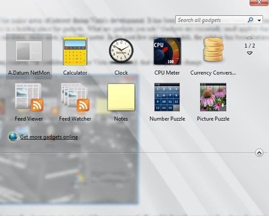 иллюстрация к Windows Vista, иллюстрация 14